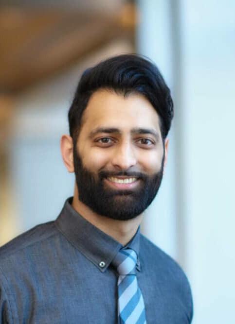 Dr Kamran Hussain